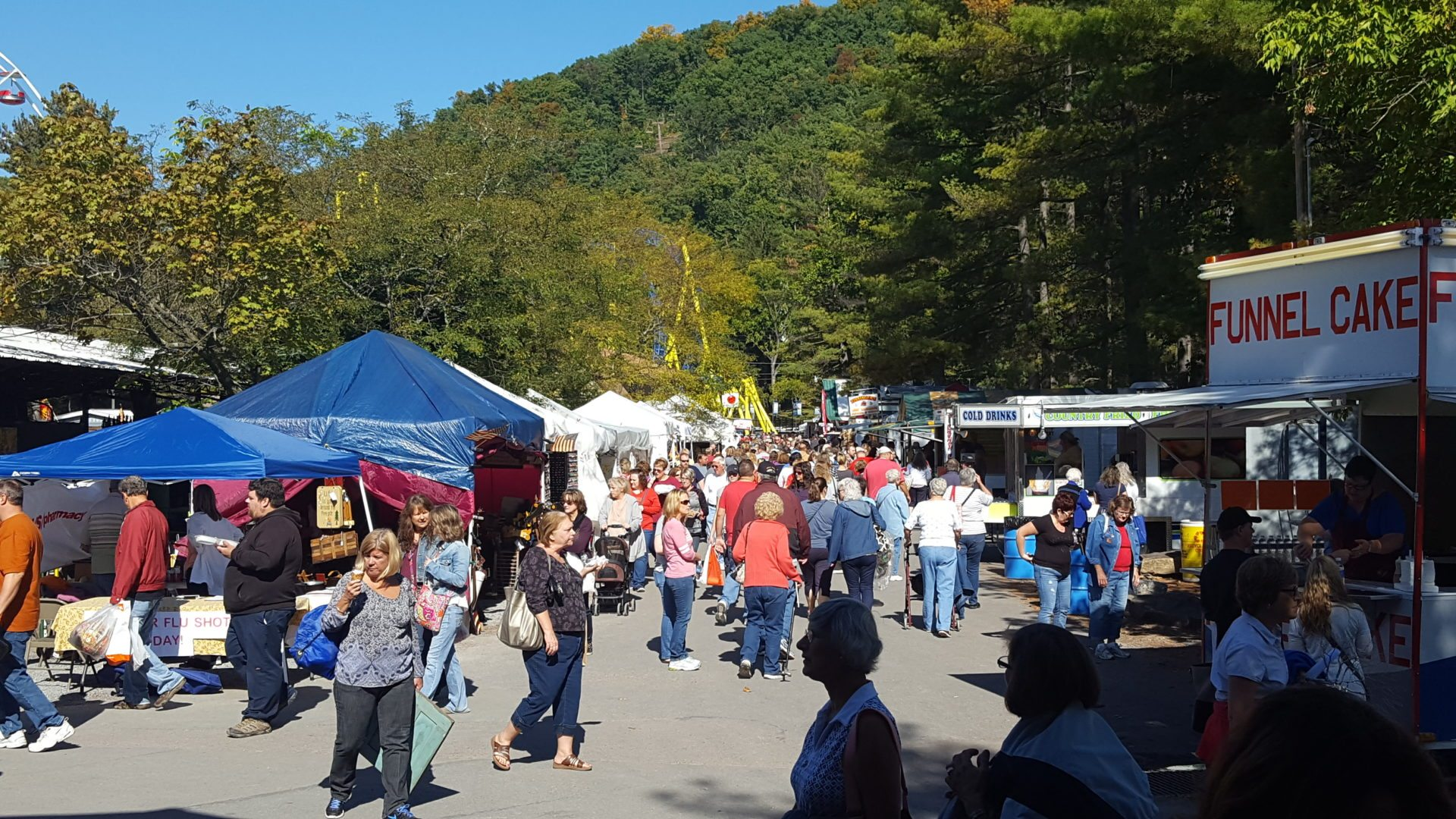 Covered bridge festival experience columbia montour counties for Columbia craft show 2017