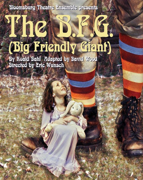 an analysis of the story about a big friendly giant Now, this july, spielberg will release his adaptation of the beloved roald dahl children's book the bfg, or the big friendly giant after a five-year run of stoic historical dramas—war horse, lincoln, bridge of spies—he's again made an unapologetically magical, family-oriented film: a story about childhood, experienced.