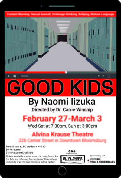 Free Tickets Available For Students To >> Good Kids Experience Columbia Montour Counties