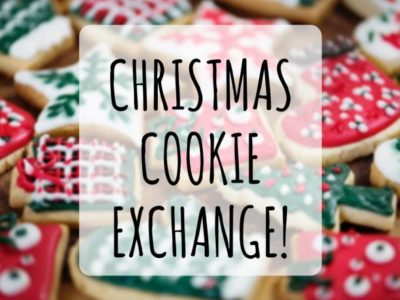Christmas Cookie Recipes 2019.Rohrbach S Farm Christmas Cookie Exchange Experience