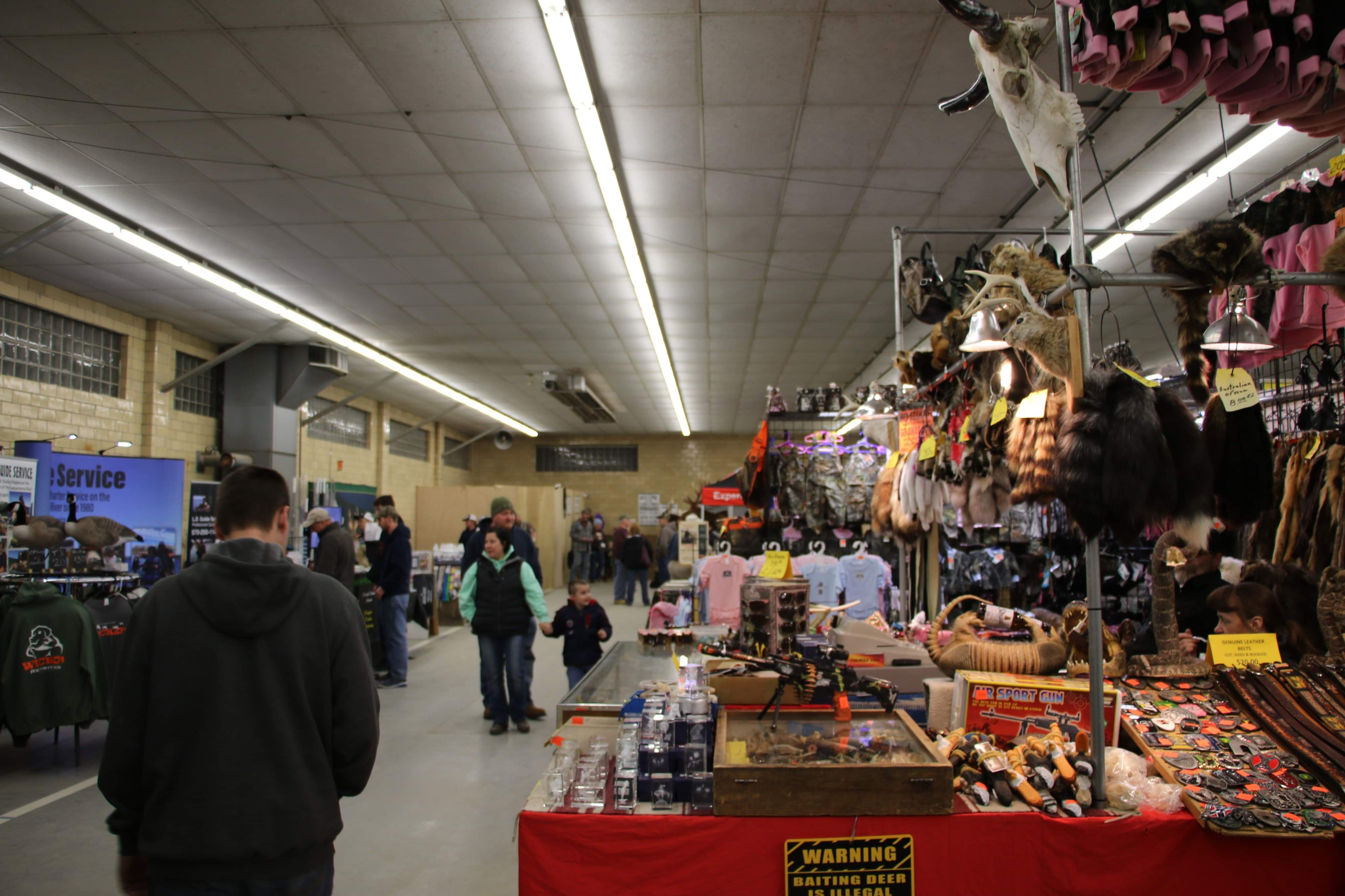 32nd Annual Early Bird Sports Expo Experience Columbia Montour Counties